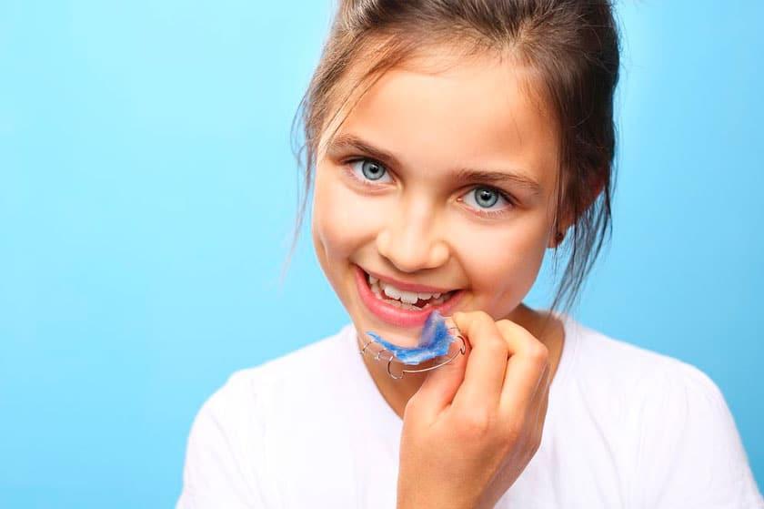 odontopedriatría infantil