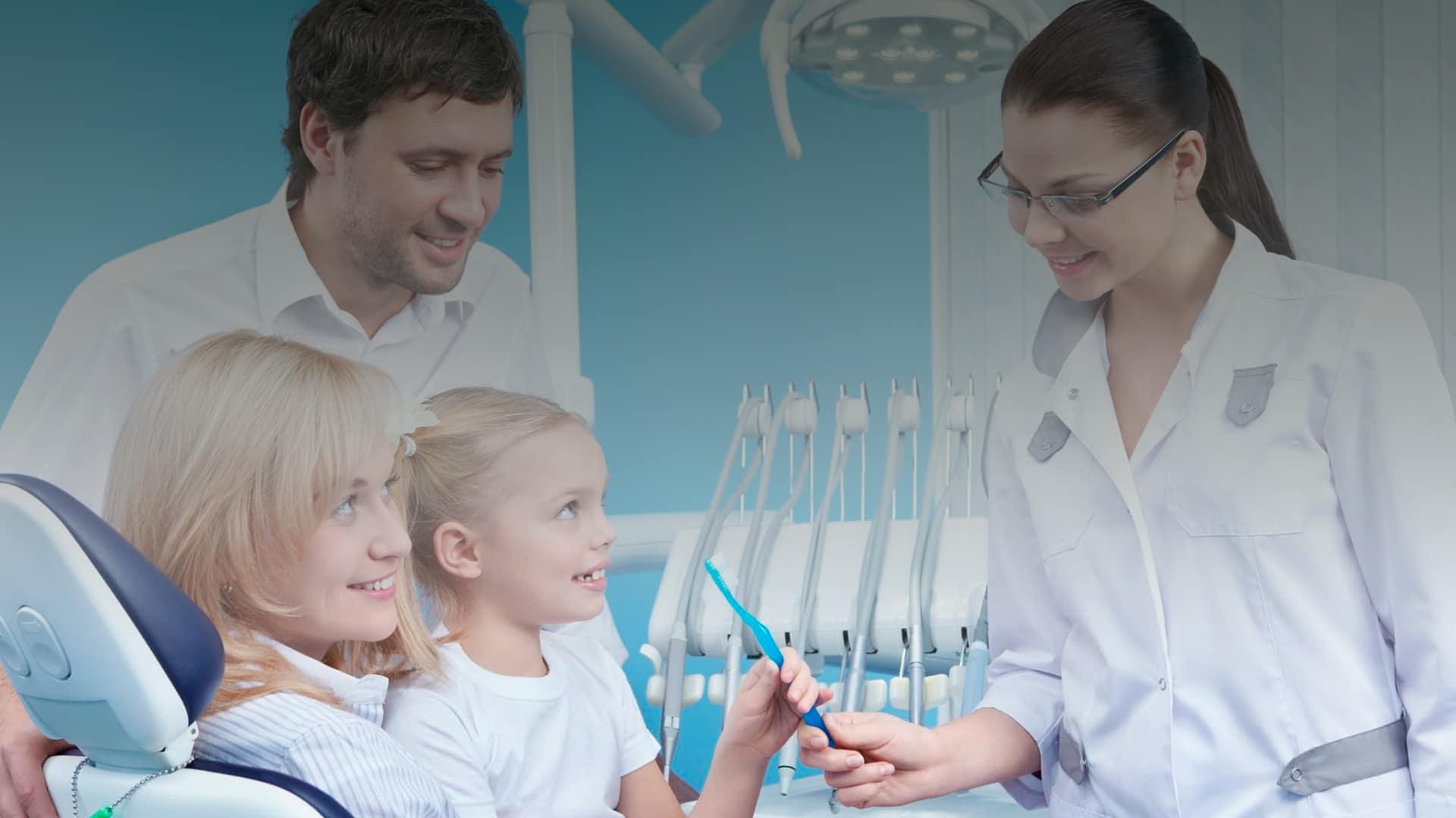 Primera revisión de ortodoncia infantil