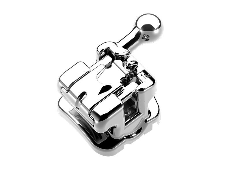 Qué son los brackets autoligados