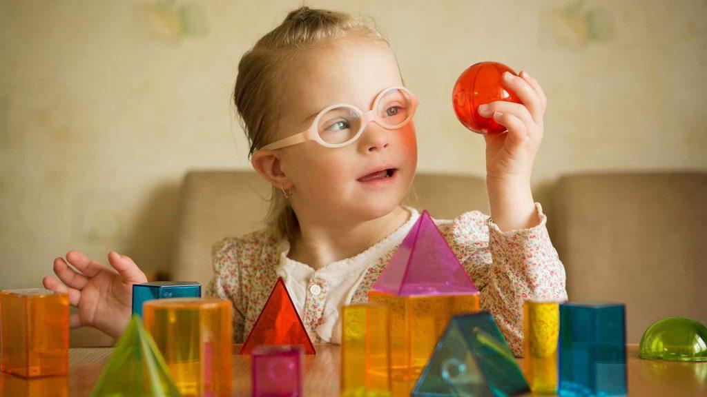 Cuidados orales para niños con discapacidad
