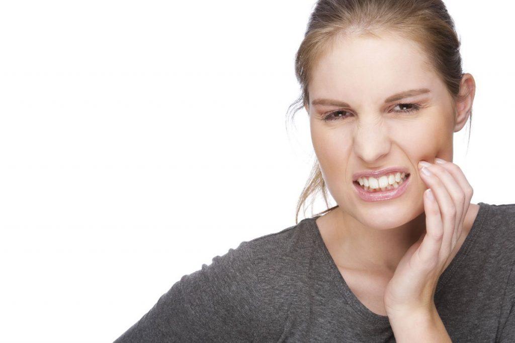 Sensibilidad dental después de un empaste