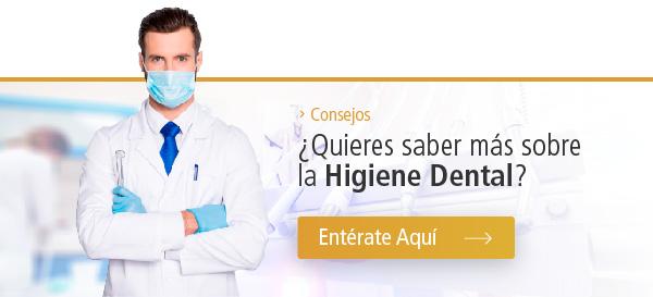 Consejo - Higiene Dental