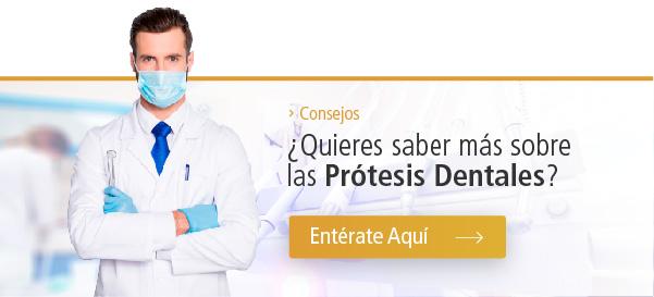 Consejos - Protesis dentales