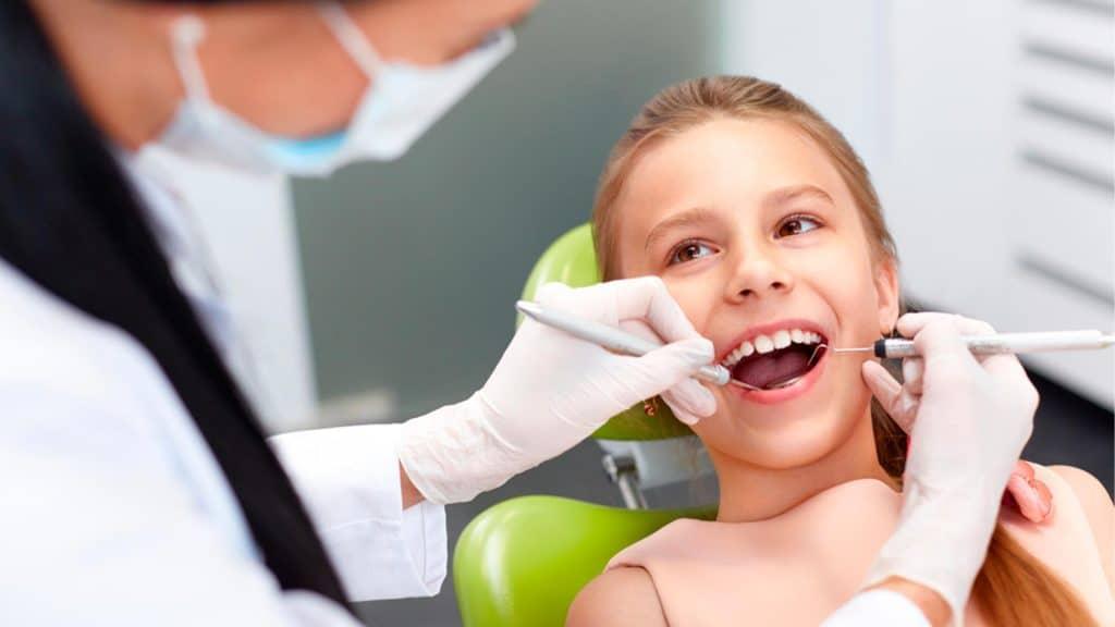 ¿Qué tratamientos son los más comunes en la odontopediatría?