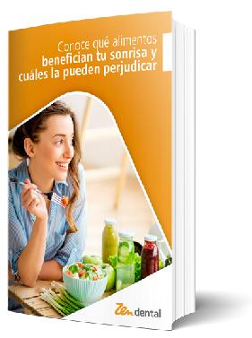Conoce que alimentos benefician tu sonrisa y cuáles la pueden perjudicar - eBook