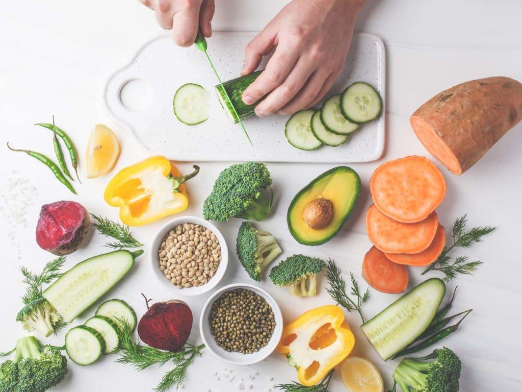 Alimentos que benefician las encías