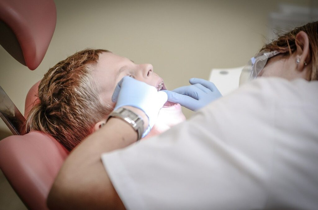 importancia dela Odontopediatría en los niños