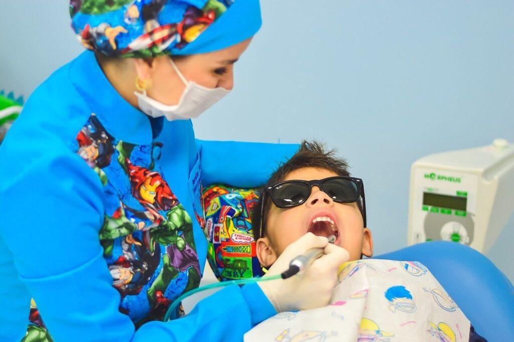 Odontología infantil: Primera visita al odontólogo