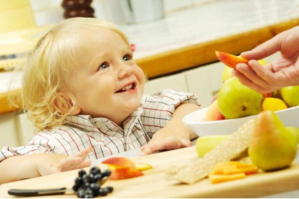 dieta niños para evitar problemas de odontopediatria